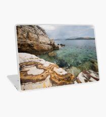 Fossil Beach Laptop Skin