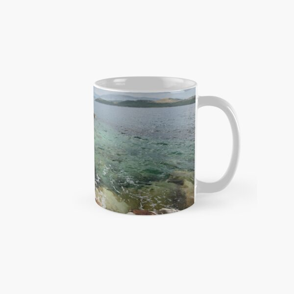 Fossil Beach Classic Mug