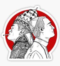 Lenny Belardo / Pius XIII Sticker