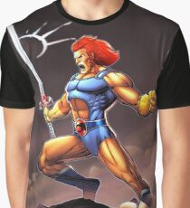 Lion-O goes Solo Graphic T-Shirt
