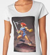 Lion-O goes Solo Women's Premium T-Shirt