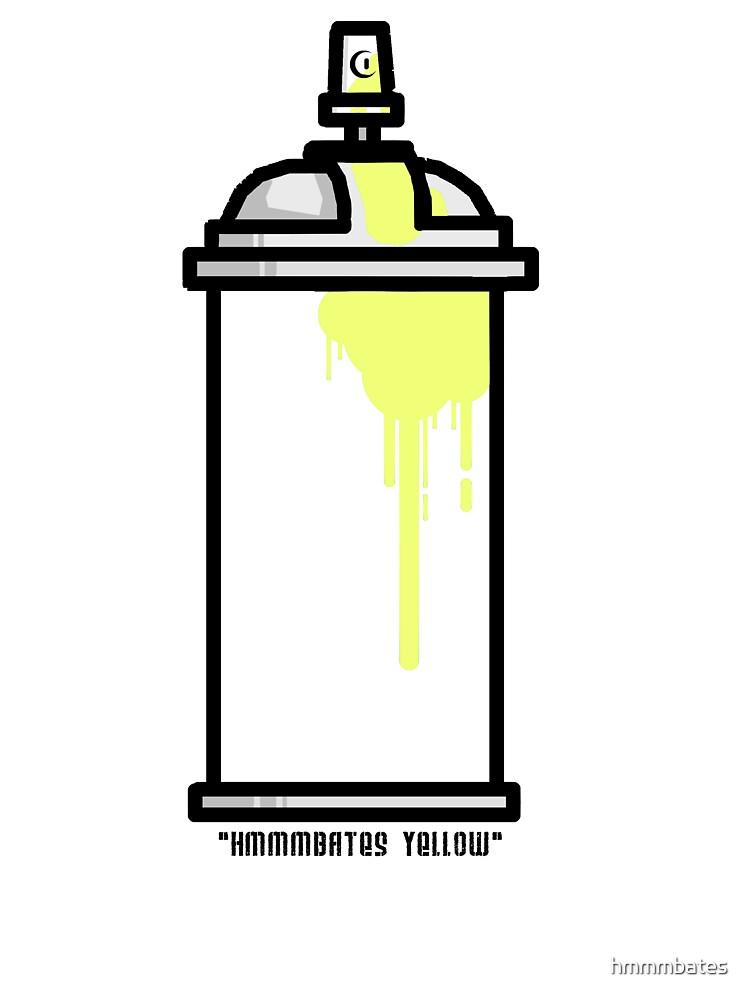 hmmmbates yellow by hmmmbates