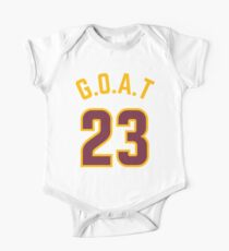 GOAT 23 - James One Piece - Short Sleeve