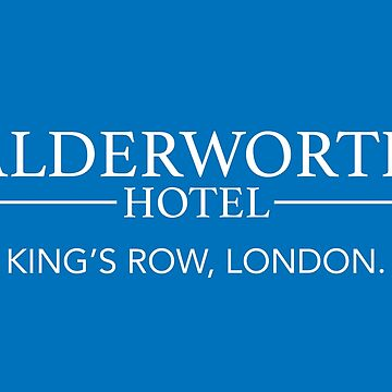 Alderworth Hotel, King's Row by fandemonium