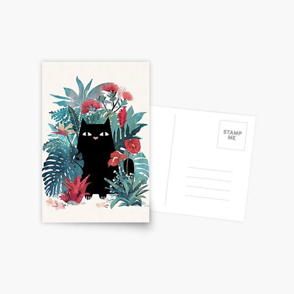 Popoki Postcard