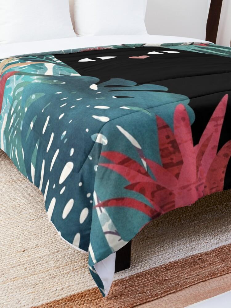 Alternate view of Popoki Comforter