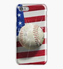 Baseball - New York, New York iPhone Case/Skin
