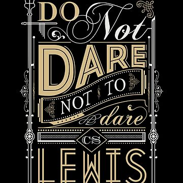 Lewis Typography by JoshuaStorms