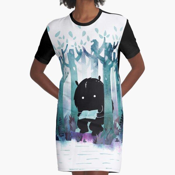 Ein ruhiger Ort T-Shirt Kleid