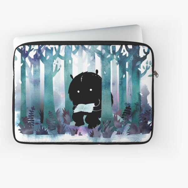 A Quiet Spot Laptop Sleeve