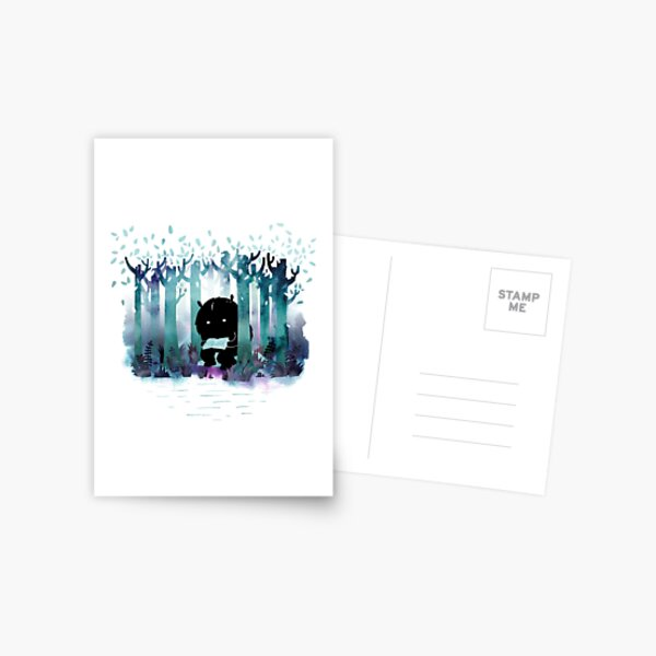 A Quiet Spot Postcard