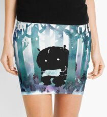 A Quiet Spot Mini Skirt
