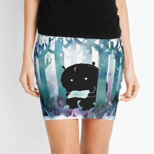 A Quiet Spot Mini Skirt
