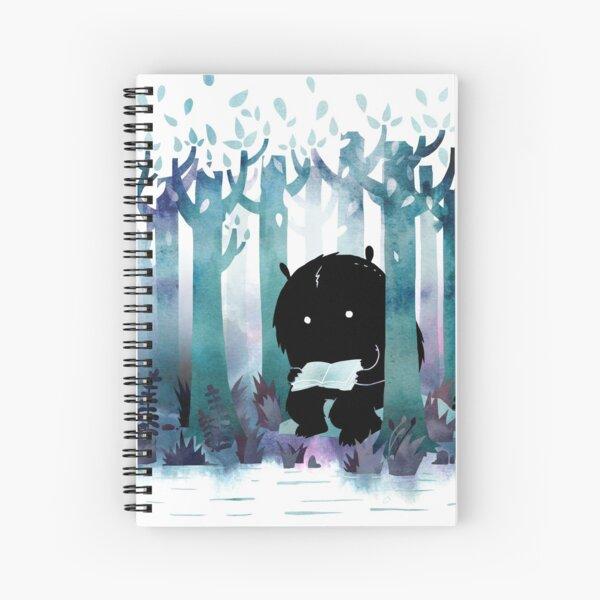 A Quiet Spot Spiral Notebook