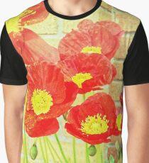 Poppyfied Graphic T-Shirt