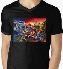 Thundercats HOOO Men's V-Neck T-Shirt