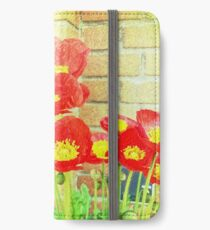 Poppyfied iPhone Wallet/Case/Skin