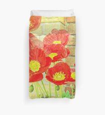 Poppyfied Duvet Cover