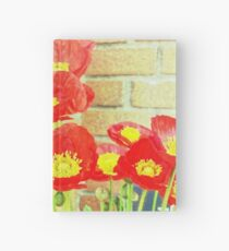 Poppyfied Hardcover Journal