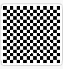 Optical illusion No.7 Sticker