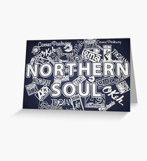 Northern Soul! Greeting Card