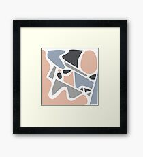 Squeeze In 1.0 Framed Print