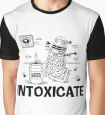 Intoxicate Dalek Graphic T-Shirt