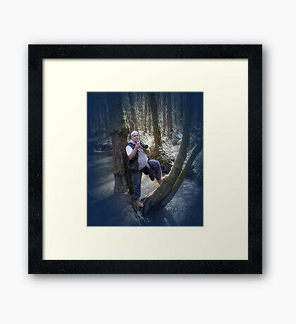 """Paparazzi"" Framed Print"