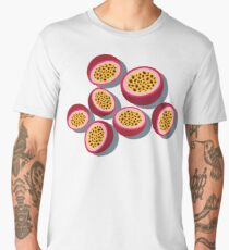 Passion Fruit Men's Premium T-Shirt