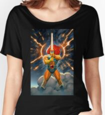 Thundercats Sword of Omens Women's Relaxed Fit T-Shirt