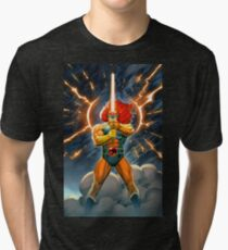 Thundercats Sword of Omens Tri-blend T-Shirt