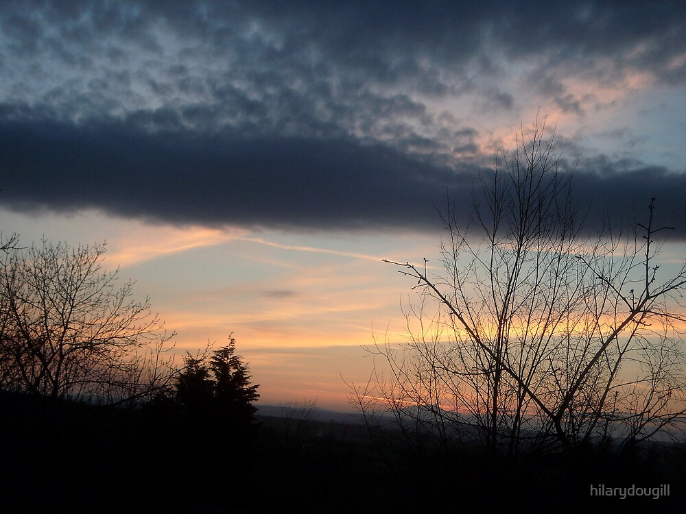 Sky tonight 3rdAptil by hilarydougill