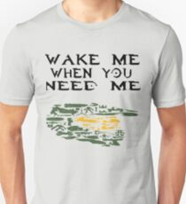 Halo: Wake Me  Unisex T-Shirt