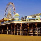 Blackpool Pier by Stevie Mancini