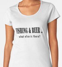 fishing Women's Premium T-Shirt