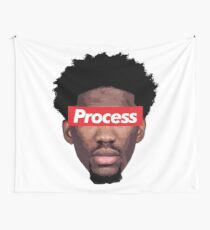 process Wall Tapestry