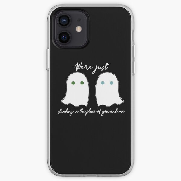two ghosts - larry stylinson iPhone Soft Case
