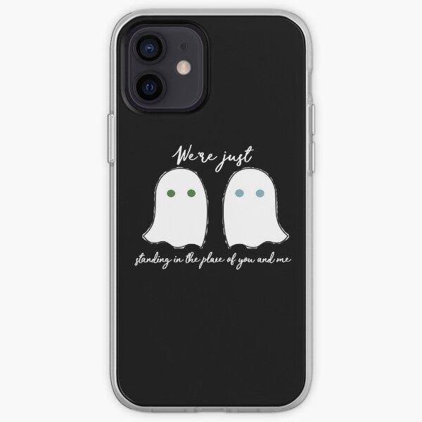 dos fantasmas - larry stylinson Funda blanda para iPhone