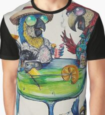 Parrotise Graphic T-Shirt