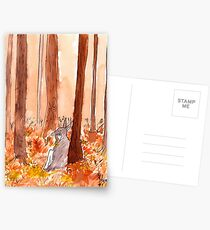 Peau d'âne Postcards