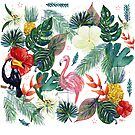 Tropics by greenrainart