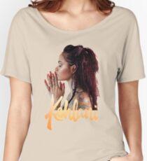 kehalani Women's Relaxed Fit T-Shirt