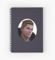 Cullen Rutherford Spiral Notebook