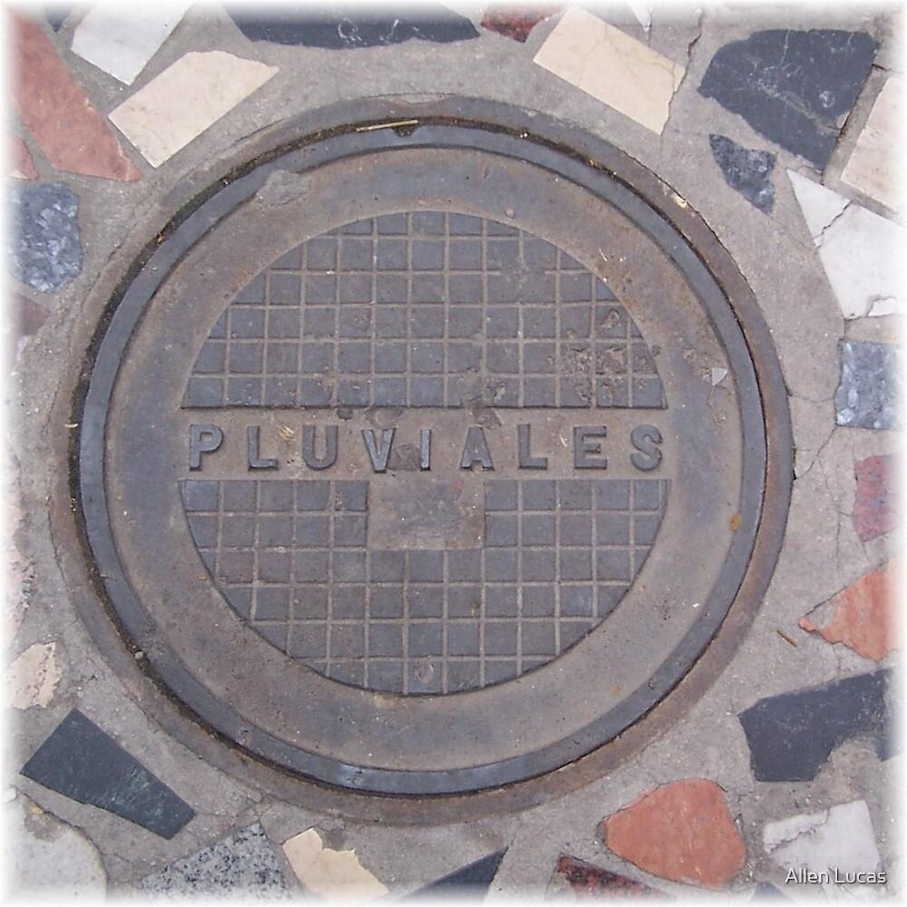 Circle-Square Pluviales España by Allen Lucas