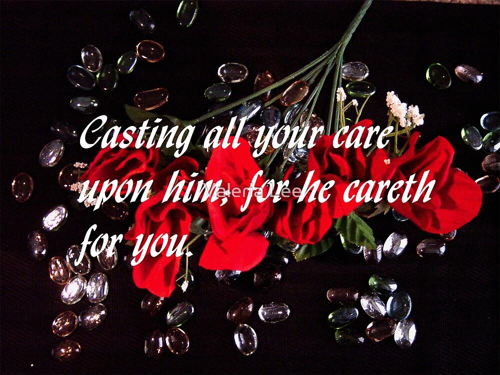 God cares by Valeria Lee