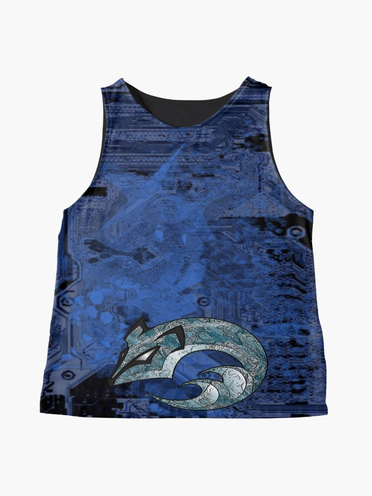 Alternate view of The sea foxes Sleeveless Top