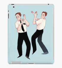 danse boy iPad Case/Skin