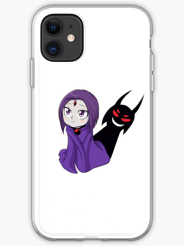 Teen Titans Raven iphone case