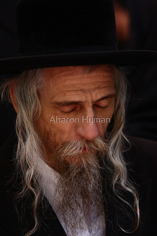 deep in though by Aharon Hyman