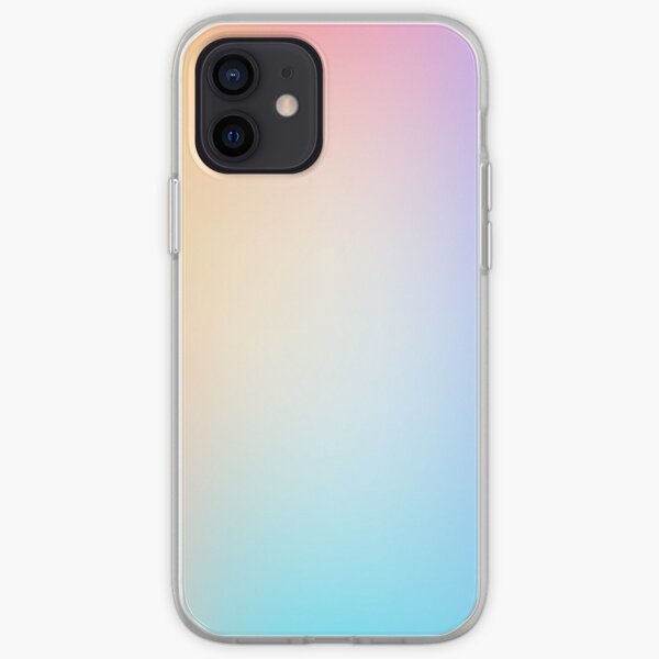 EUPHORIA - Plain Color iPhone Case and Other Prints iPhone Soft Case